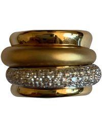 Pomellato Gelbgold Ringe