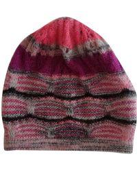 Missoni Cappelli in lana multicolore