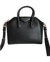 Givenchy - Antigona Leather Mini Bag - Lyst