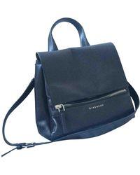 Givenchy Pandora Black Leather Handbag