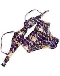Marni Two-piece Swimsuit - Purple