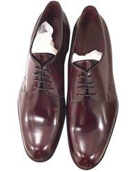 Louis Vuitton Leder Schnürschuhe - Mehrfarbig