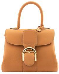 Delvaux Le Brillant Leather Handbag - Multicolour