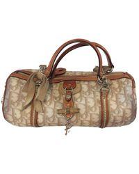 Dior Cloth Handbag - Multicolour