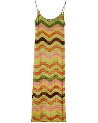 Missoni Robe longue - Multicolore
