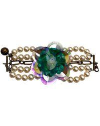 Lanvin Metal Bracelet - Multicolour