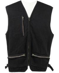 Supreme Black Cotton Jacket