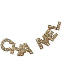 Chanel Orecchini - Metallizzato