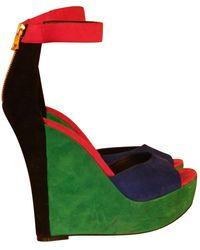 Balmain Sandals - Multicolour
