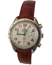 Omega Speedmaster reduced Uhren - Rot