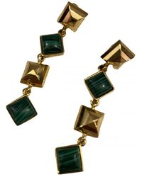 Diane von Furstenberg Earrings - Metallic