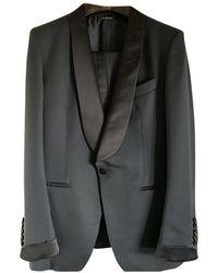 Tom Ford Wolle Anzüge - Mehrfarbig