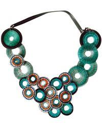 Marni - Multicolour Metal Necklaces - Lyst