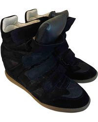 Isabel Marant Sneakers - Black