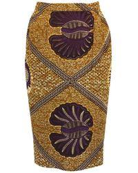 Stella Jean Skirt Suit - Multicolour