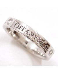 Tiffany & Co. Platin Ringe - Mettallic