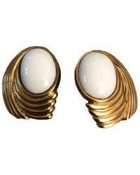 Carven Earring - Metallic
