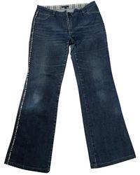 Burberry Short Trousers - Blue