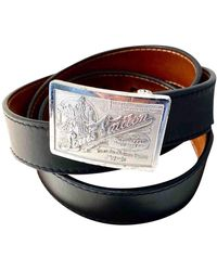 Louis Vuitton Cintura in pelle nero