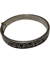 Marc By Marc Jacobs Silver Steel Bracelet - Multicolour