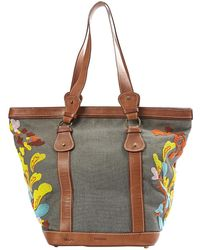 Missoni - Pre-owned Cloth Shoulder Bag - Lyst