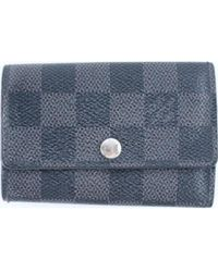 Louis Vuitton - Black Synthetic Small Bag, Wallets & Cases - Lyst