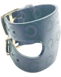 Chanel - Leather Bracelet - Lyst
