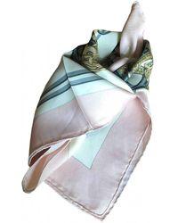 Hermès Gavroche 45 Silk Neckerchief - Pink