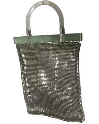 Maison Margiela Mini Bag - Metallic