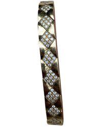 Chanel - Matelassé Gelbgold Armbänder - Lyst