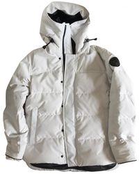 Canada Goose Jacke - Weiß
