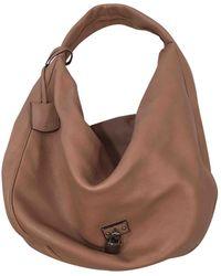 Loewe Leather Handbag - Pink