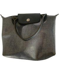 Longchamp Pliage Handtaschen - Blau