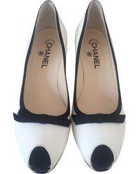 Chanel Leder Pumps - Mehrfarbig