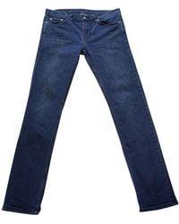 BLK DNM Blue Cotton - Elasthane Jeans