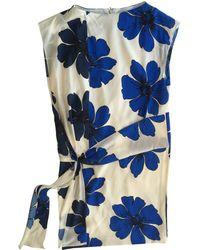 Chloé - Pre-owned Silk Dress - Lyst