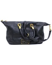 1113762f0a8 Marc By Marc Jacobs Classic Q Francesca in Black - Lyst