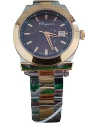 Ferragamo Uhren - Mettallic
