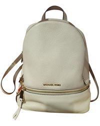 Michael Kors Rhea Backpack - Pink