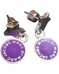 Marc By Marc Jacobs Earring - Purple