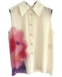 Chanel Silk Blouse - Multicolor