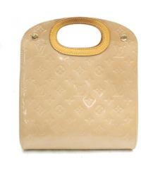 Louis Vuitton - Lackleder Aktentaschen - Lyst