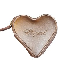 Chopard Leather Purse - Metallic