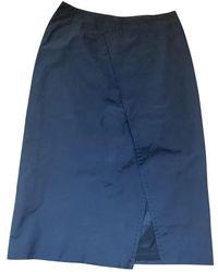 JOSEPH Mid-length Skirt - Black
