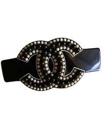 Chanel Accesorio para la cabeza - Negro