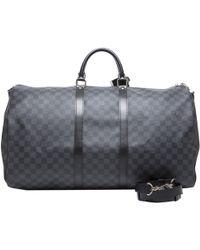 Louis Vuitton - Sac de voyage en toile - Lyst