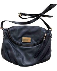 Marc By Marc Jacobs Classic Q Black Leather Handbag