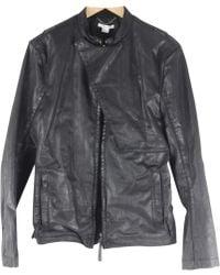 eeaa461ab2a370 Lyst - Helmut Lang X Travis Scott Smoke Patch Denim Jacket in Black ...