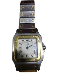 Cartier Santos Dumont Uhren - Mehrfarbig