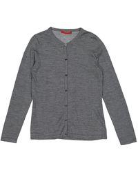 Carolina Herrera Gray Wool Knitwear